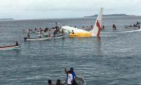 Micronésia. Amaragem no Pacífico com final feliz