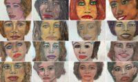 Arte macabra. FBI publica retratos feitos por serial killer para identificar vítimas