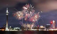 Japão vence Concurso Internacional de Fogo-de-Artifício