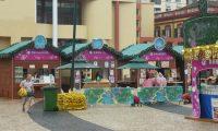 Praça do Tap Seac acolhe Feira de Natal entre 19 de Dezembro e 3 de Janeiro